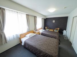 Hotel Shin Osaka / Vacation STAY 81524, hotel near Mr. Iwao Nagato Hitoshi Monument, Osaka