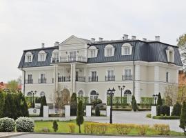 Hotel Toscania – hotel w mieście Włoszakowice
