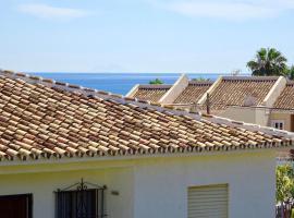 MIJAS COSTA LAS FAROLAS APARTMENT NEAR BEACH AND SEA VIEW, hotel in Mijas