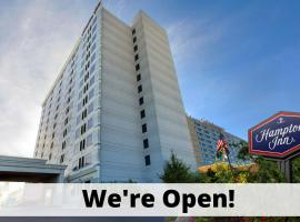 Hampton Inn NY-JFK Jamaica-Queens, hotel in Queens