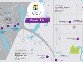 Hyatt Place Tampa Busch Gardens, hotel in Tampa