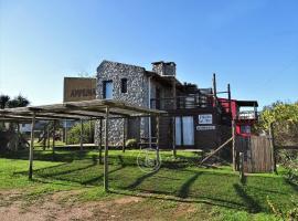 Piedra y Cielo, villa in Punta Del Diablo