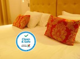Lisbon City Apartments & Suites by City Hotels, hotel in Lisbon