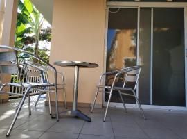 Appartement d'une chambre a Le Lamentin avec terrasse amenagee et WiFi a 25 km de la plage, Ferienwohnung in Le Lamentin