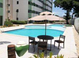 Residencial Maravilha- Poço, pet-friendly hotel in Maceió