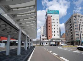 ホテルエコノ福井駅前、福井市のホテル