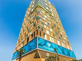Fusion Suites Vung Tau, khách sạn có hồ bơi ở Vũng Tàu