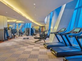 InterContinental Guangzhou Exhibition Center, hotel in Guangzhou