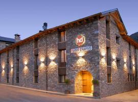 Hotel Diamó, hotel en Castejón de Sos