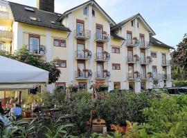 Altes Eishaus, Hotel & Restaurant, hotel en Giessen