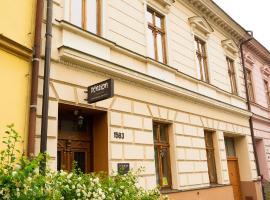 Penzion Kroměříž, hotel in Kroměříž