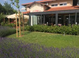 Aurora Panzió, hotel a Bükfürdő Gyógy-és Élménycentrum környékén Bükben