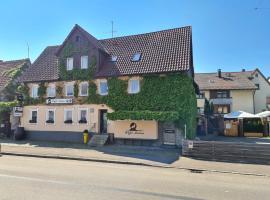 Gasthof Wolfs Stuben, Hotel in der Nähe von: EWS-Arena, Reichenbach an der Fils
