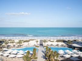 Jumeirah at Saadiyat Island Resort, accessible hotel in Abu Dhabi