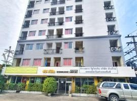 48 Ville Donmuang Airport, hotel near Don Mueang International Airport - DMK,