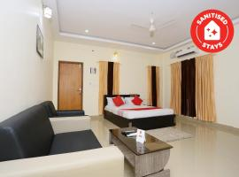 OYO 22281 Reem Residency, hotel near Calicut International Airport - CCJ, Malappuram