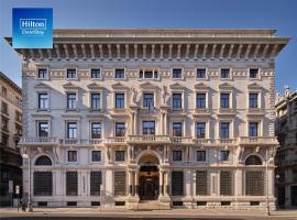 DoubleTree By Hilton Trieste, hotel in Trieste