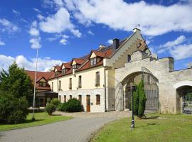 Hotel und Restaurant Rittergut Kreipitzsch, Hotel in der Nähe von: Schauweinberg Herzoglicher Weinberg, Naumburg (Saale)