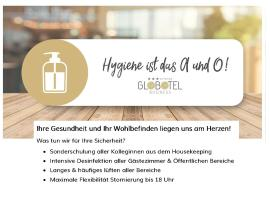 Globotel Business, hotel near Hannover Airport - HAJ, Garbsen