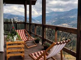 AGORA Chalet: Slavske'de bir otel