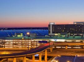 Grand Hyatt DFW Airport, hotel in Irving