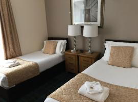 The Waverley Guest House - Open for key-workers, guest house in Inverness