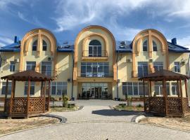 Ekvator, отель в Счастливцеве