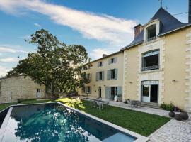 Hotel Les Demeures de Valette, hôtel à Azay-le-Brûlé