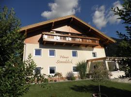 Haus Sonnblick, Hotel in der Nähe von: Höfener Alm, Wangle