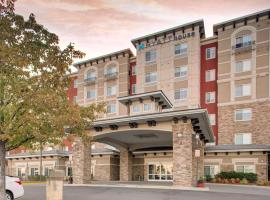 Hyatt House Sterling/Dulles Airport North, hotell nära Washington Dulles internationella flygplats - IAD,