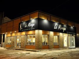 Motel le Mirage, hôtel à La Malbaie
