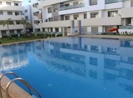 Paradise, hotel in Mohammedia