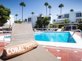 Coral Dreams, serviced apartment in Playa de las Americas