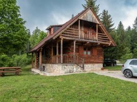 House Wood, apartment in Poljanak