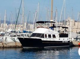 Bichik le frioul, boat in Marseille