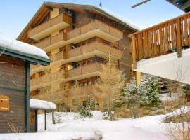 Apartment with 2 bedrooms in Bellwald with wonderful mountain view balcony and WiFi, hotel in Bellwald
