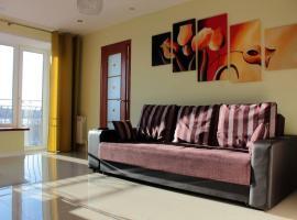 Современная квартира-студия на Дебре, отель, где разрешено размещение с домашними животными в Костроме
