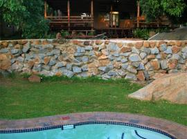 Lidwala Lodge, hotel a Ezulwini