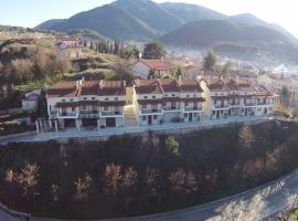 Archontiko Zafeiropoulou, hotel in Kalavrita