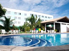 Delcas Hotel, hotel in Cuiabá