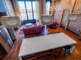 Nashville Riverfront Lofts, vacation rental in Nashville