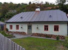 Chalupa Žofia, dovolenkový dom v destinácii Banská Štiavnica