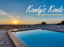 Kandy's Kondo, serviced apartment in Clearwater Beach