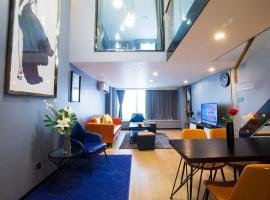 Shenzhen Fashion LOFT Apartment, apartment in Shenzhen