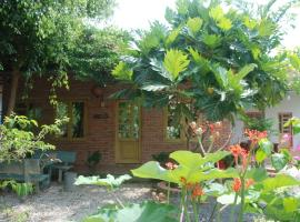 Forest Side ecolodge, family hotel in Cat Tien