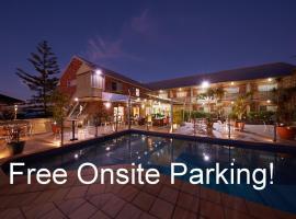 Best Western Gregory Terrace, hotel in Brisbane