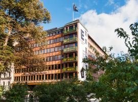Elite Eden Park Hotel, hotel in Stockholm