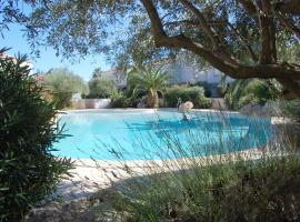 Appartement de 2 chambres a Valras Plage avec piscine partagee terrasse amenagee et WiFi a 600 m de la plage, pet-friendly hotel in Valras-Plage