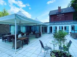 Viesnīca Villa Waldesruh pilsētā Zīgburga