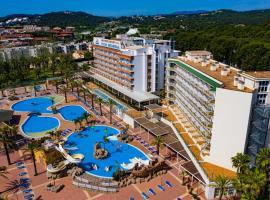 Aparthotel Costa Encantada, hotel near Modernist Cemetery, Lloret de Mar